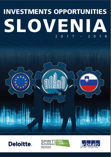 Magazine Investments opportunities Slovenia 2017-2018